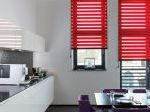 An image of installed Duorol blinds