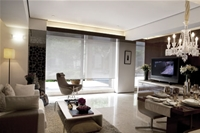Silent Gliss in Shanghai Luxury Apartments